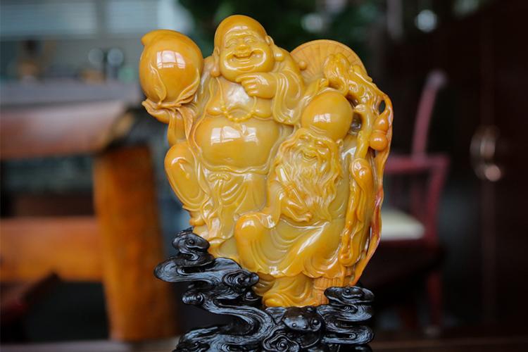 什么是玉?各类玉石雕刻精品欣赏(3)