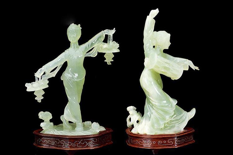 什么是玉?各类玉石雕刻精品欣赏(9)