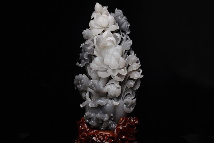 什么是玉?各类玉石雕刻精品欣赏(2)