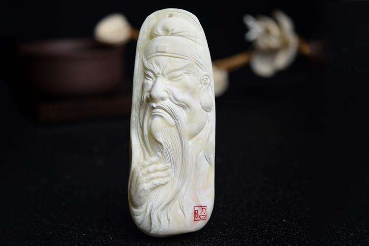 白蜜蜡图片,白蜜蜡雕刻精品欣赏(2)