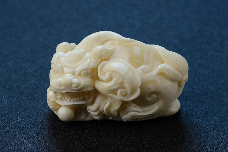 白蜜蜡图片,白蜜蜡雕刻精品欣赏(7)