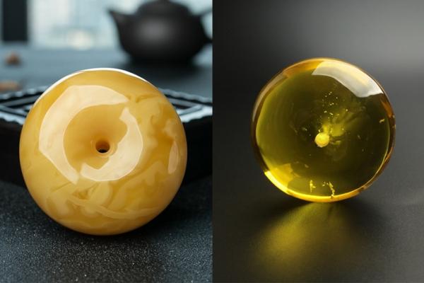 琥珀和蜜蜡有什么区别?琥珀与蜜蜡哪个好?