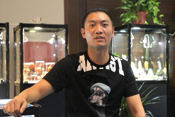 名家专访|90后玉雕大师戴国庆:匠心与年龄无关