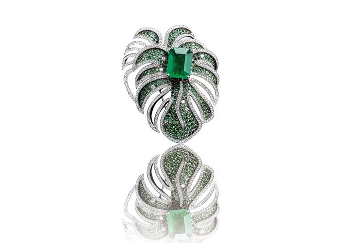 绿宝石之王,顶级祖母绿宝石镶嵌作品欣赏(6)