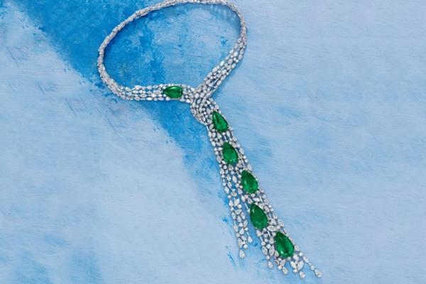 绿宝石之王,顶级祖母绿宝石镶嵌作品欣赏