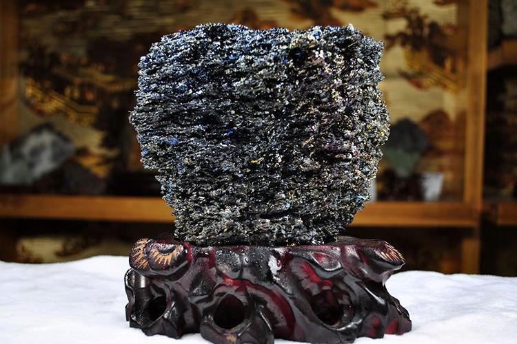 黑色宝石有哪些?黑色宝石欣赏(9)