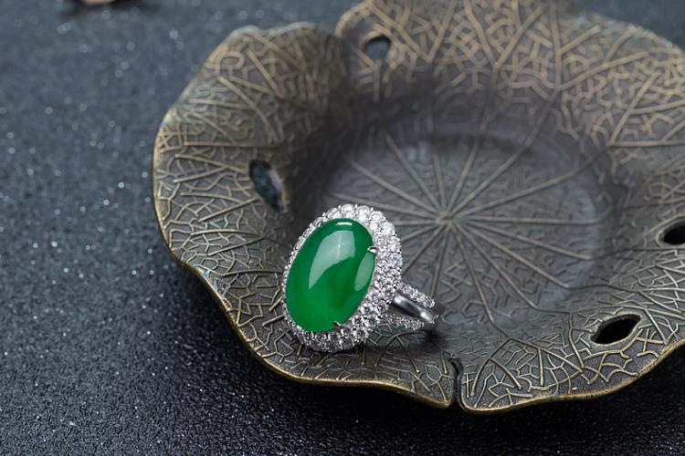 戒指有哪些款式?戒指图集赏析