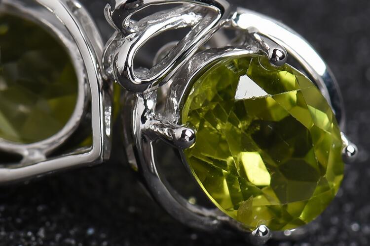 橄榄石图片欣赏,什么是橄榄石?