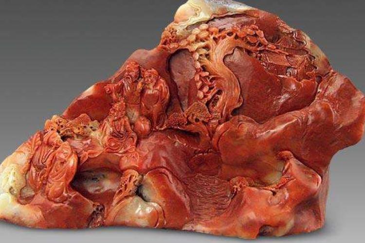 红芙蓉石是什么?红芙蓉石图集赏析