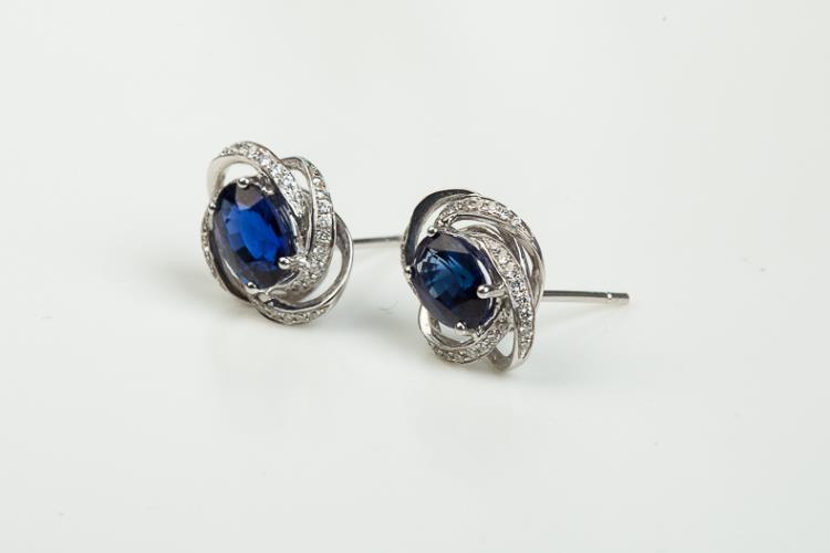 彩色蓝宝石的寓意是什么?彩色蓝宝石图集赏析