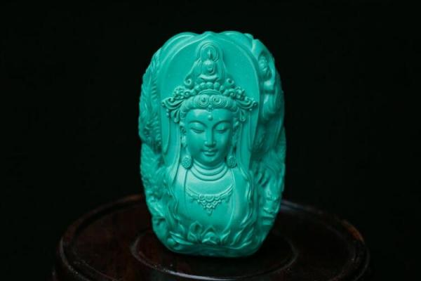 高瓷绿松石图片欣赏,什么是高瓷绿松石?