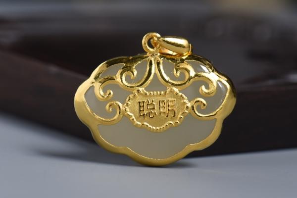金镶玉吊坠价格都很便宜吗?它的价格是多少?