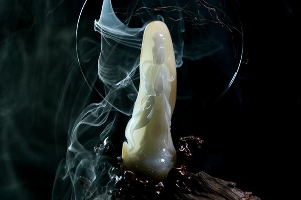 观玉雕佛像,品佛理真谛——疫情之下的众生相