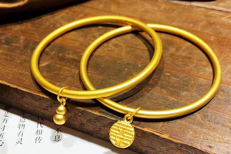 3d黄金和足金的区别是什么?二者有何不同?(1)
