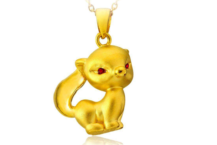 3d黄金和足金的区别是什么?二者有何不同?(8)