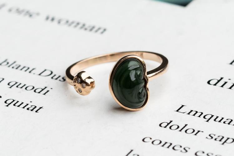 玉石戒指应该怎么保养?玉石戒指的保养方法介绍(2)