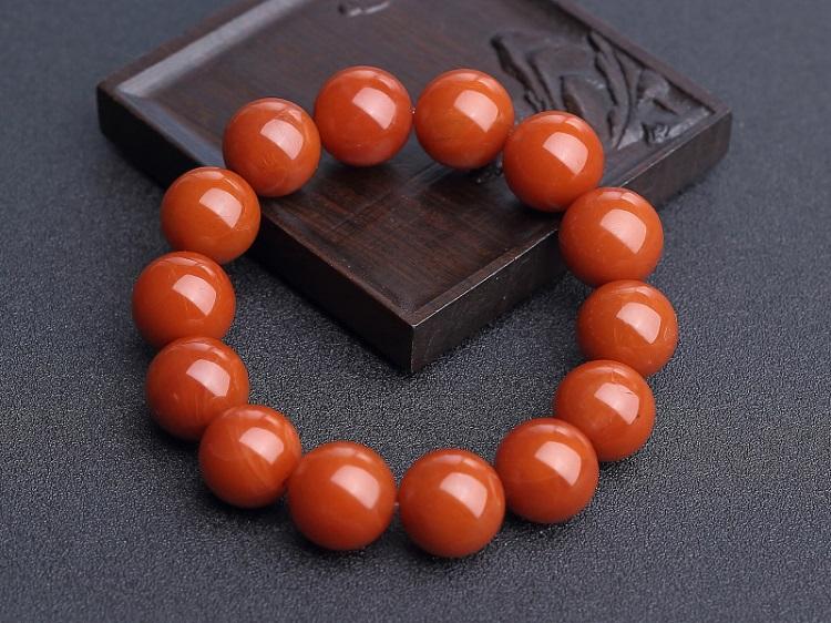 保山南紅瑪瑙為什么是南紅瑪瑙中最受歡迎的?-玉雕名家