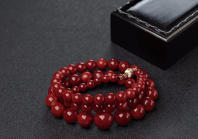 红珊瑚饰品-玉雕名家