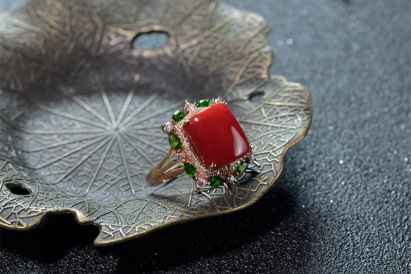 红珊瑚保养-玉雕名家