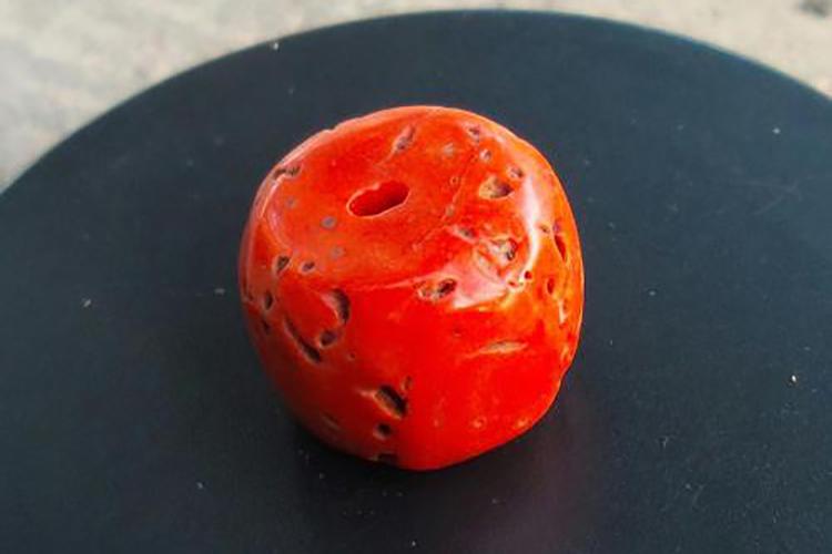老红珊瑚-玉雕名家