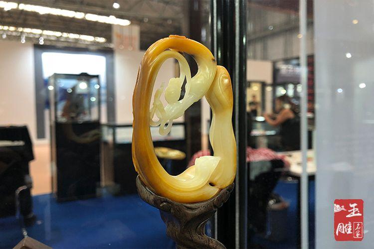 2018昆明国际石博会-玉雕名家