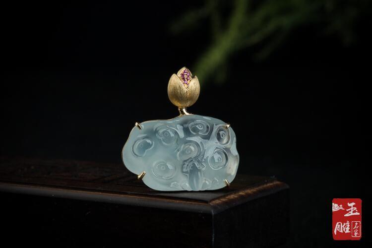 翡翠的密度-玉雕名家