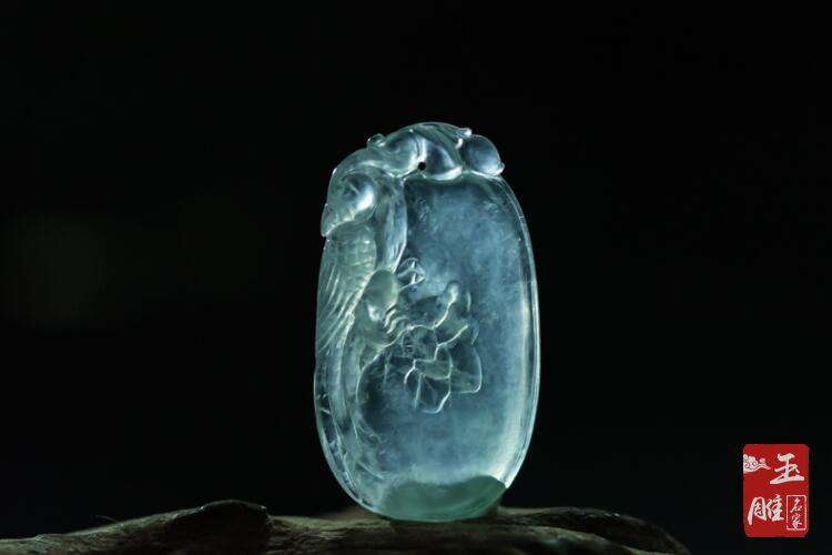 水种翡翠-玉雕名家