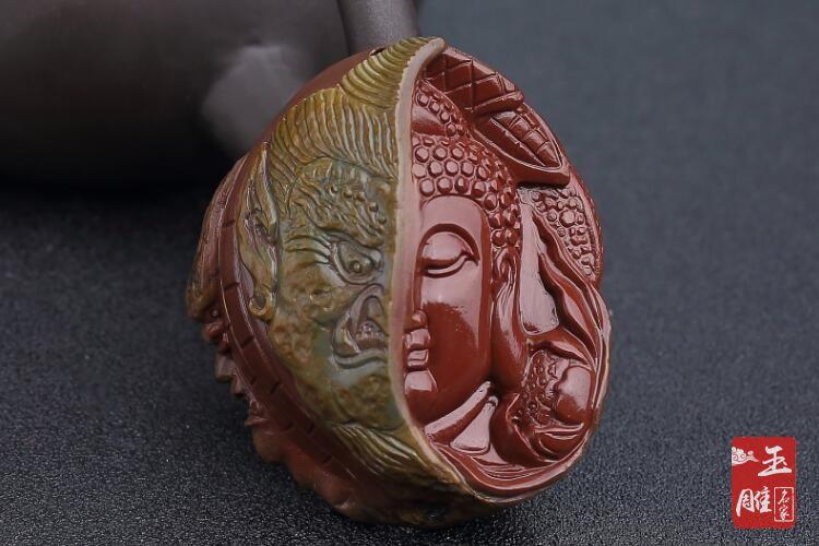 玛瑙硬度-玉雕名家