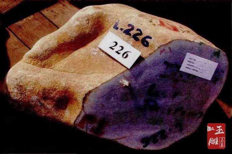 翡翠原石的鉴定方法-玉雕名家