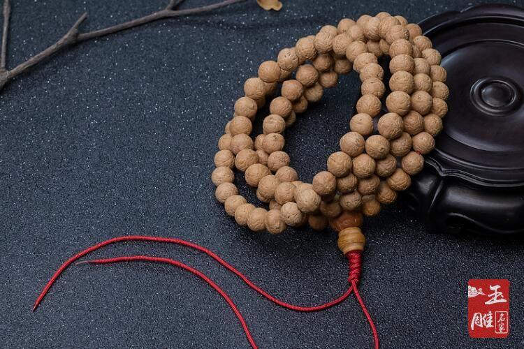 佛珠手串一般多少颗-玉雕名家