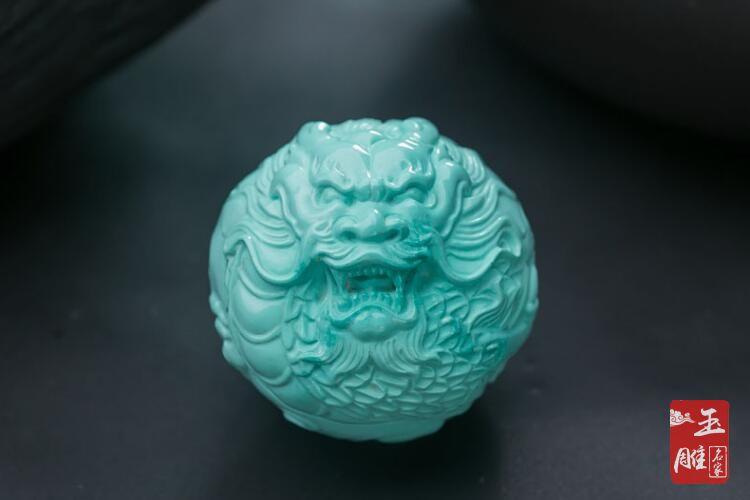绿松石产地哪的最好-玉雕名家