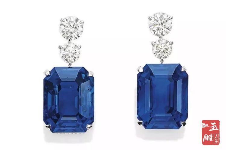斯里兰卡顶级蓝宝石-玉雕名家