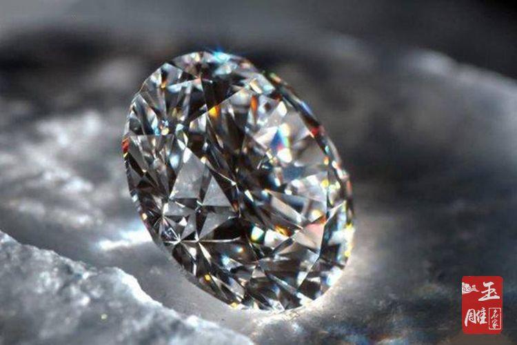 钻石真假鉴别-玉雕名家