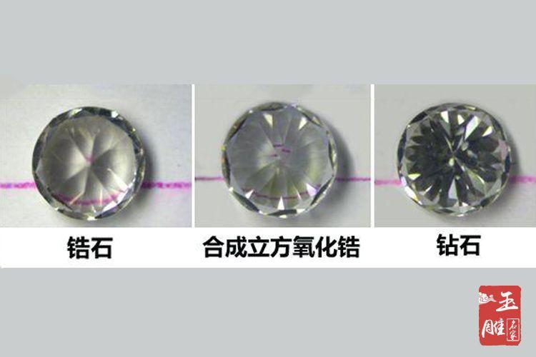 钻石真假的鉴定-玉雕名家