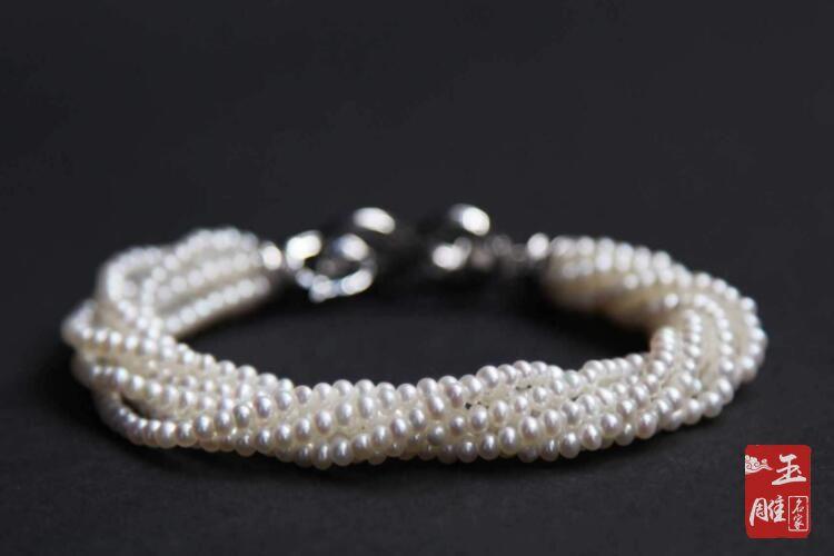 珍珠手链-玉雕名家