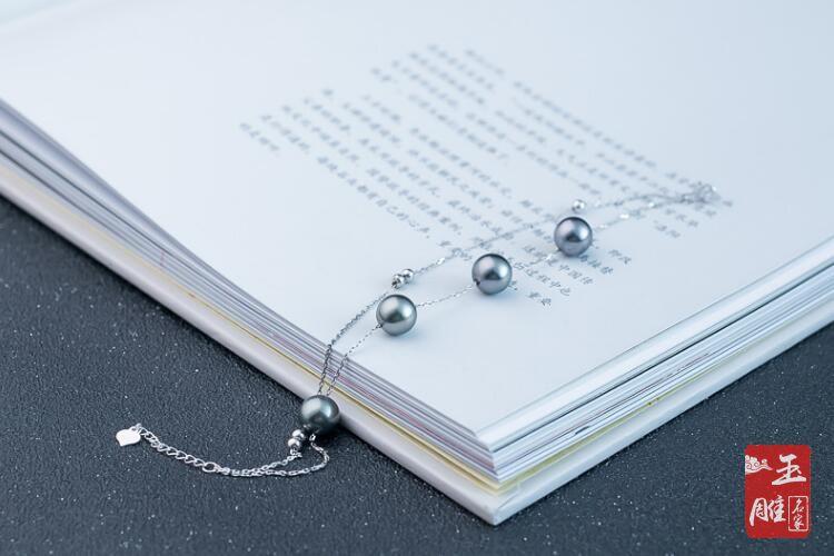 如何鉴别珍珠手链-玉雕名家