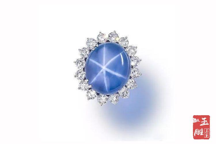 星光蓝宝石怎么分辨真假-玉雕名家