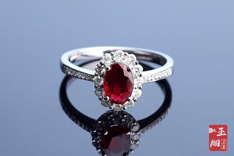 1克拉红宝石的价格-玉雕名家
