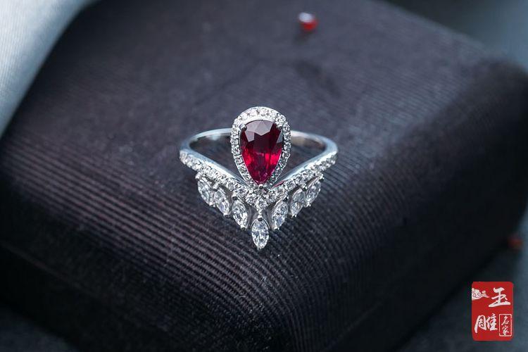 1克拉红宝石价格是多少-玉雕名家