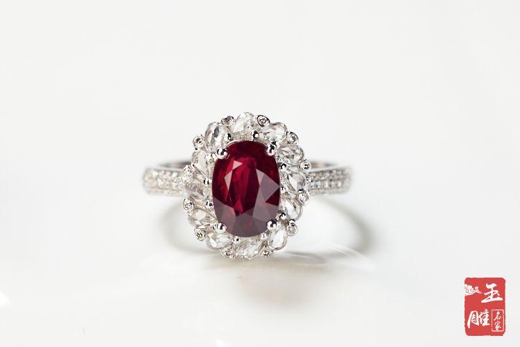 1克拉的红宝石价格-玉雕名家