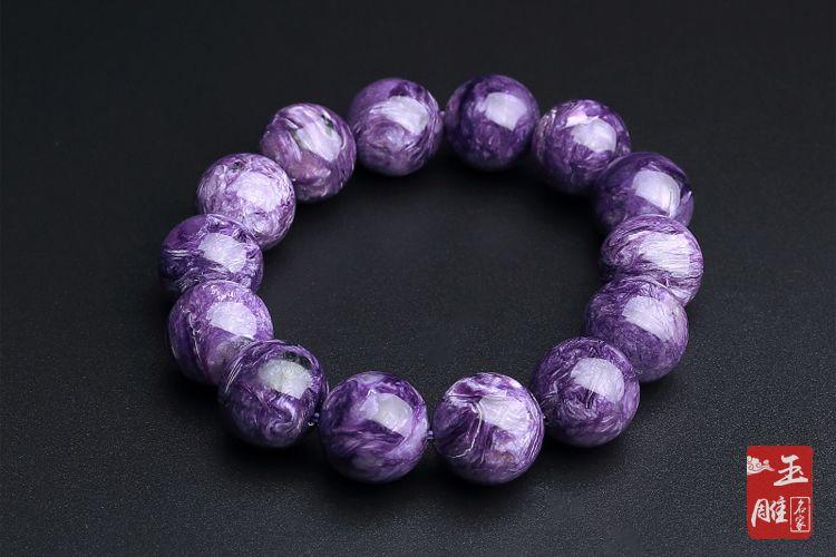 紫龙晶的功效与作用-玉雕名家