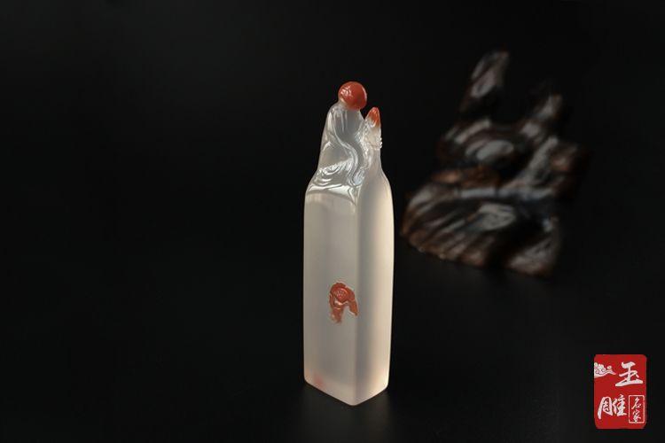 南红印章-玉雕名家