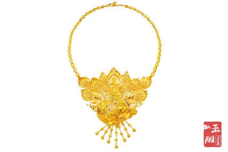 黄金项链的选购方法-玉雕名家