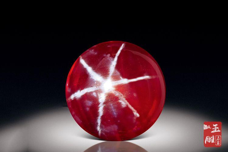 星光红宝石的价格-玉雕名家