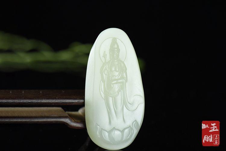 观世音菩萨是男是女-玉雕名家