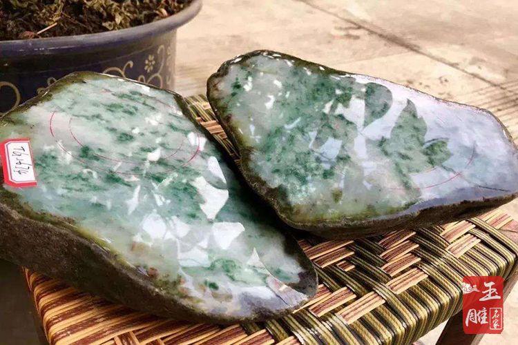 翡翠原石-玉雕名家