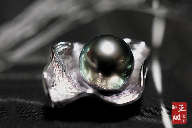 黑珍珠价值-玉雕名家