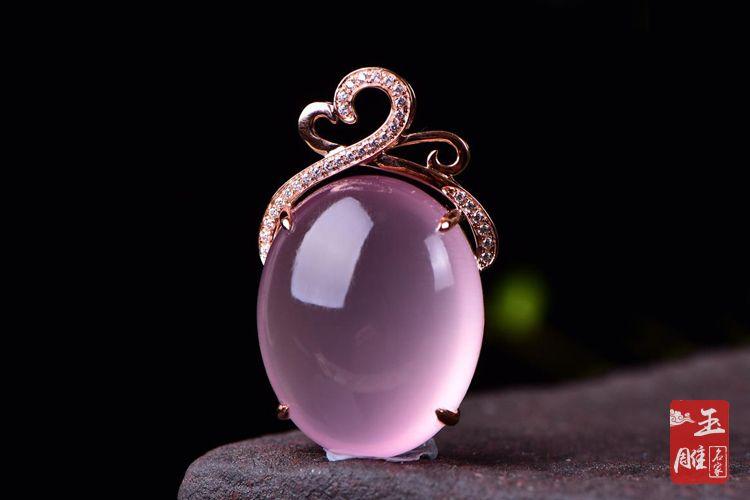 粉水晶价格是多少-玉雕名家