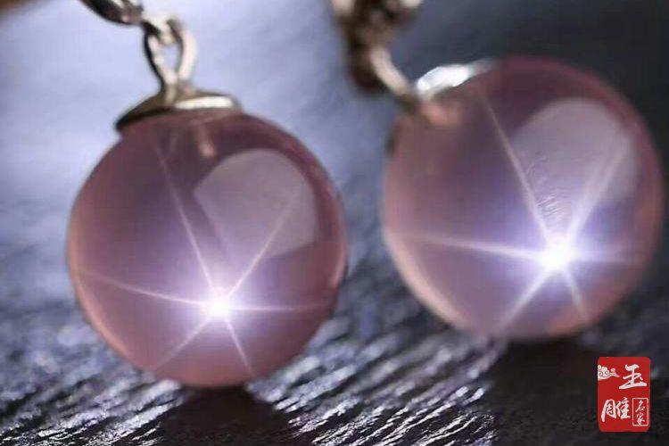 星光粉水晶-玉雕名家