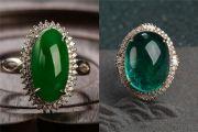 祖母绿和翡翠的区别,祖母绿是翡翠吗?